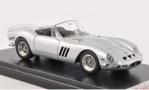 Ferrari 250 Spyder 1/43 Ilario GTO Spyder grise miniature