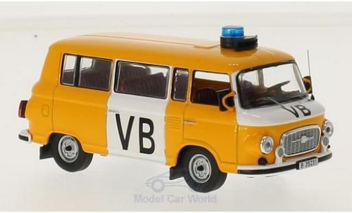 Barkas B1000 1/18 IST Models Polizei Tschechien 1970 miniature