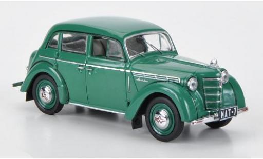 Moskwitsch 401 1/43 IST Models verte 1955 miniature