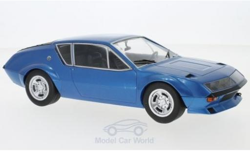 Alpine A310 1/18 IXO Renault A 310 metallise blue 1974 diecast model cars
