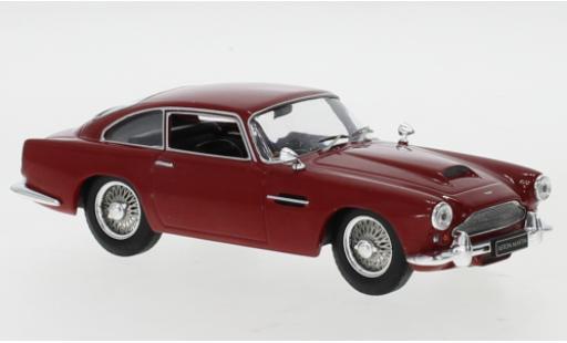Aston Martin DB4 1/43 IXO Coupe red RHD 1958 diecast model cars