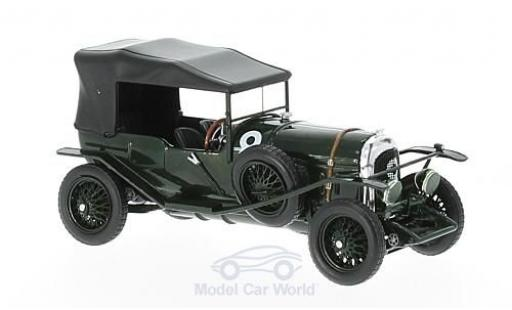 Bentley 3 1/43 IXO Litre Sport RHD No.8 Duff & Aldington 24h Le Mans 1924 J.Duff/F.Clement miniature