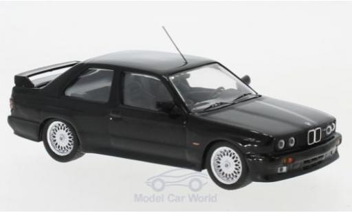 Bmw M3 1/43 IXO Sport Evolution black 1990 diecast model cars