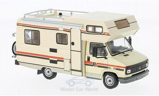 Citroen C2 1/43 IXO 5 Camping Car 1985 miniature
