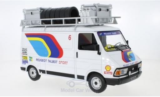 Citroen C3 1/18 IXO 5 1985 Peugeot Talbot Sport Assistance miniature