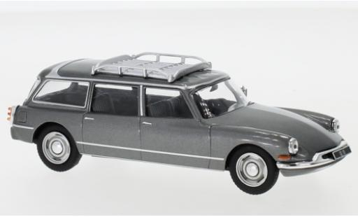 Citroen ID 19 1/43 IXO Break metallise grey 1960 diecast model cars