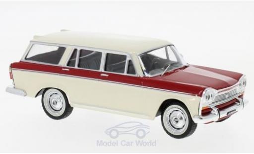 Fiat 2300 1/43 IXO Familiare beige/rouge 1965 miniature