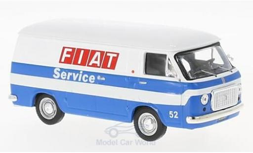 Fiat 238 1/43 IXO Van Service 1971 diecast model cars