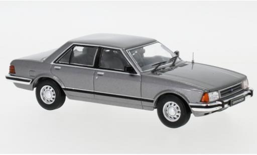 Ford Granada 1/43 IXO MKII 2.8 GL metallise grise RHD 1982 miniature