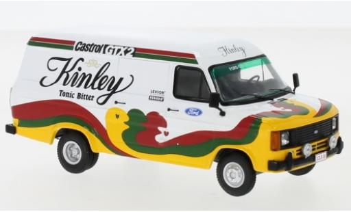 Ford Transit 1/43 IXO MKII Kinley 1985 Team Belgium diecast model cars