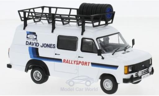 Ford Transit 1/43 IXO MKII RHD David Jones Rallysport David Jones 1980 Rally Assistance miniature