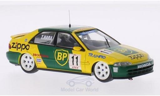Honda Civic 1/43 IXO (EG9) RHD No.11 BP JTCC 1994 T.Hara miniature