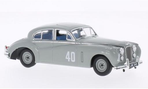 Jaguar MK 1/43 IXO VII No.40 Silverstone 1953 S.Moss diecast model cars