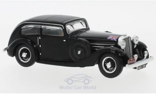 Jaguar SS 1/43 IXO 1 Airline Coupe RHD No.99 Rallye Monte Carlo 1935 Sydney H. Light miniature