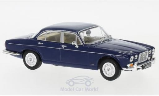 Jaguar XJ 1/43 IXO MKI blue RHD 1972 diecast model cars