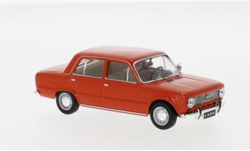 Lada 1200 1/43 IXO rouge 1970 miniature