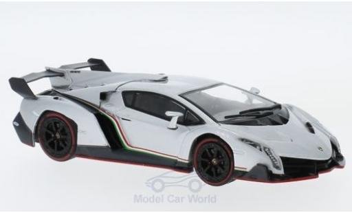 Lamborghini Veneno 1/43 IXO grey 2013 diecast model cars