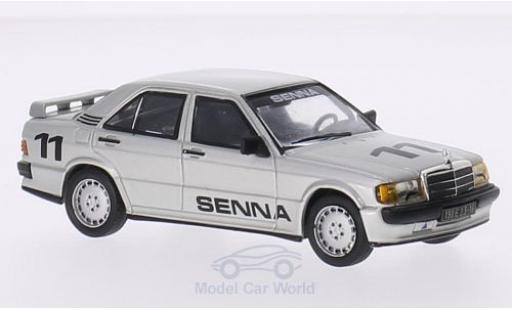 Mercedes 190 E 1/43 IXO E 2.3-16V No.11 ROC Nürburgring 1984 A.Senna miniature