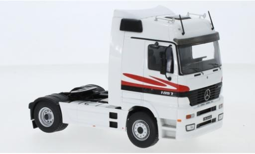 Mercedes Actros 1/43 IXO MP1 white/Dekor 1995 diecast model cars