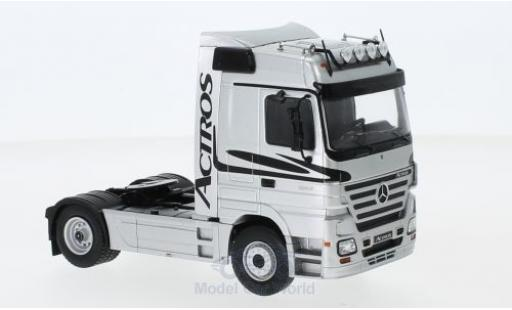 Mercedes Actros 1/43 IXO MP2 1844 grise 2002 miniature