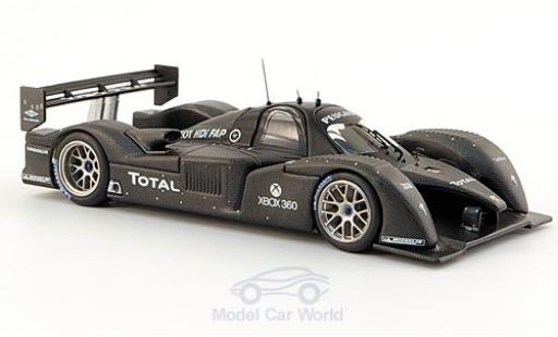 Peugeot 908 1/43 IXO V12 HDI Paul Ricard 2007 Test Car miniature