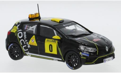 Renault Clio 1/43 IXO Rally Rallye WM Rally Monte Carlo 2020 F.Bernardi/V.Bellotto diecast model cars
