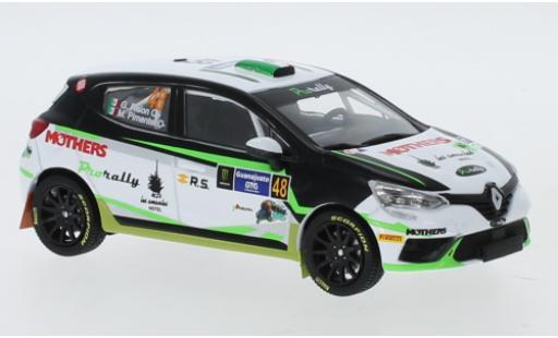 Renault Clio 1/43 IXO RSR No.48 Rallye WM Rally Mexico 2020 G.Rejon/M.Pimentel diecast model cars