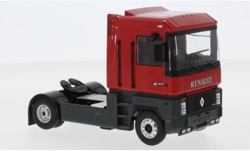 Renault Magnum 1/43 IXO AE 420 Ti red 1992 diecast model cars