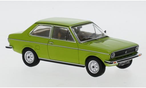 Volkswagen Derby 1/43 IXO LS green 1977 diecast model cars