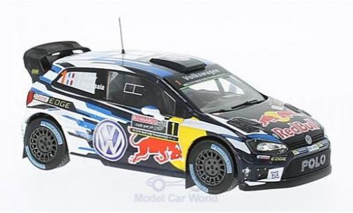Volkswagen Polo 1/43 IXO R WRC No.1 Motorsport Red Bull Rallye WM Rallye Australien 2016 S.Ogier/J.Ingrassia miniature