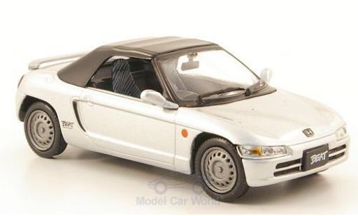 Honda Beat 1/43 J Collection grey RHD 1991 Verdeck geschlossen diecast model cars