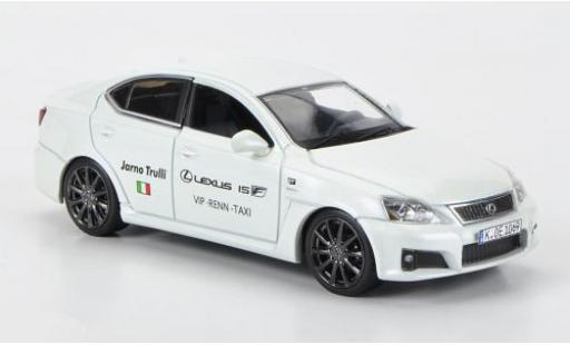 Lexus IS 1/43 J Collection -F Nürburgring 2009 VIP-Renn-Taxi modellino in miniatura