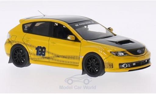 Subaru Impreza STI 1/43 J Collection WRX No.199 2009 T.Pastrana coche miniatura