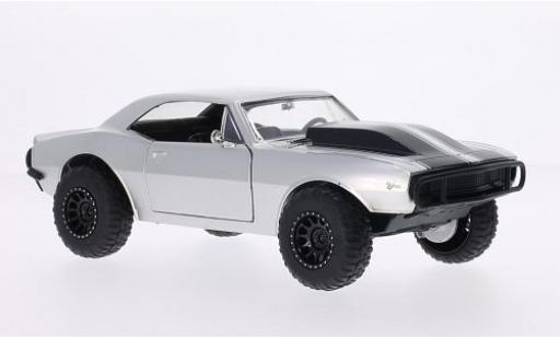Chevrolet Camaro 1/24 Jada Z/28 Off Road grey/black Fast & Furious 1967 diecast model cars