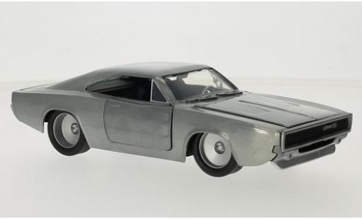 Dodge Charger 1/24 Jada R/T Tuning aluminium Fast & Furious 1968 tuning diecast model cars