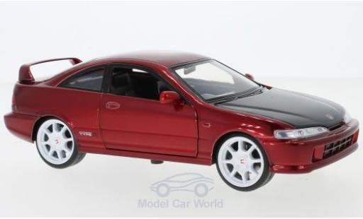 Honda Integra 1/24 Jada Type R rouge 1995 miniature