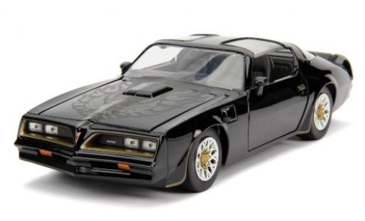 Pontiac Firebird 1/24 Jada black/Dekor Fast & Furious diecast model cars
