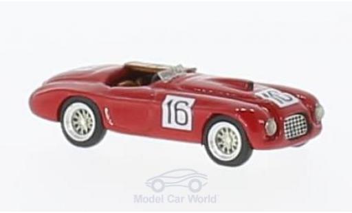 Ferrari 166 1950 1/87 Jolly Model MM No.16 Parigi C.Lucas coche miniatura