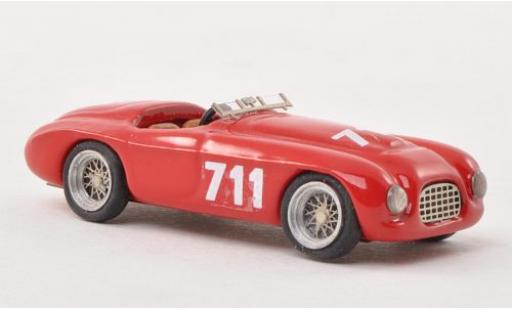 Ferrari 166 1/87 Jolly Model MM No.711 Mille Miglia 1950 miniature
