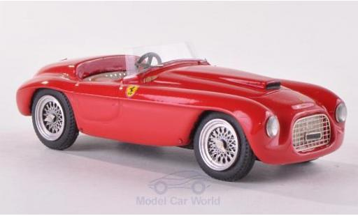 Ferrari 166 1950 1/43 Jolly Model SC Carrozzeria Fontana rouge RHD 1950 miniature