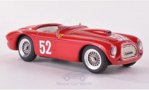 Ferrari 225 1952 1/43 Jolly Model S No.52 Targa Florio miniature