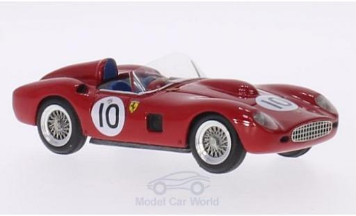 Ferrari 290 1/43 Jolly Model MM RHD No.10 Scuderia Milwaukee 1958 J.Kiborn miniature