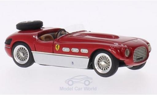 Ferrari 340 1/43 Jolly Model Spyder Vignale rouge/grise RHD 1953 miniature