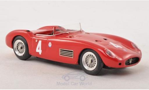 Maserati 300 1/43 Jolly Model No.4 Interlagos 1957 J.M.Fangio miniature