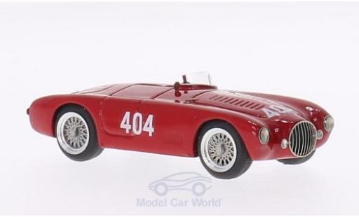 Osca MT4 1956 1/43 Jolly Model No.404 Mille Miglia 1956 A.Brandi miniatura