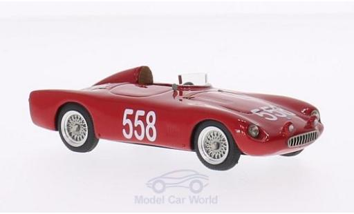 Osca MT4 1/43 Jolly Model No.558 Mille Miglia 1955 R.Scorbati miniatura