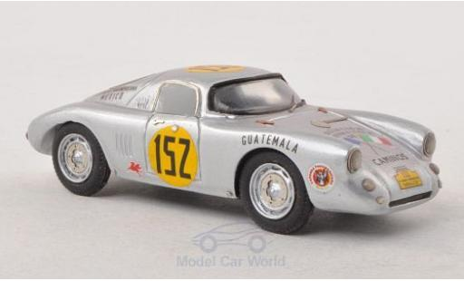 Porsche 550 1953 1/43 Jolly Model Coupe No.152 Carrera Panamericana J.Herran miniature