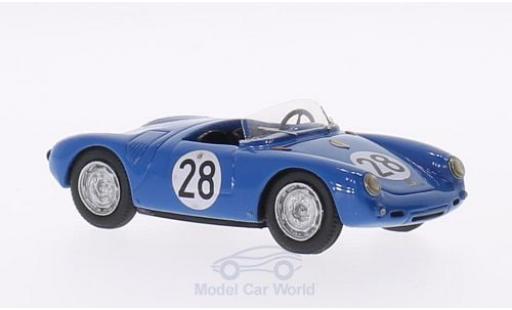 Porsche 550 1956 1/43 Jolly Model No.28 24h Le Mans 1956 C.Storez/H.Polenscki miniature