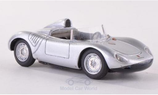 Porsche RS 1/43 Jolly Model 1500 Stradale grey/blue 1950 diecast model cars