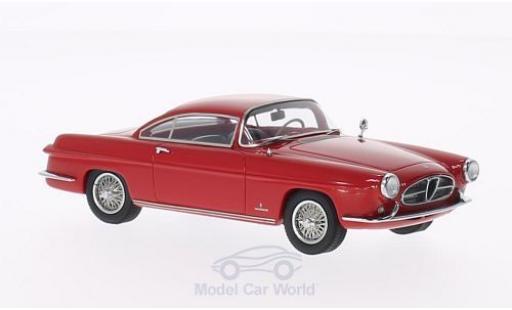 Alfa Romeo 1900 1/43 Kess SS Ghia Coupe rot 1954 ohne Vitrine modellautos